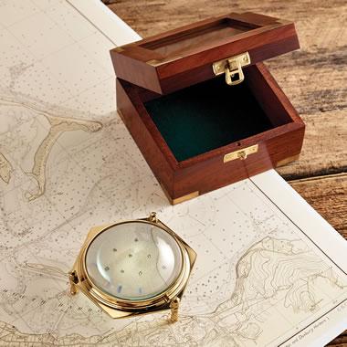 The Navigator's Brass Magnifier
