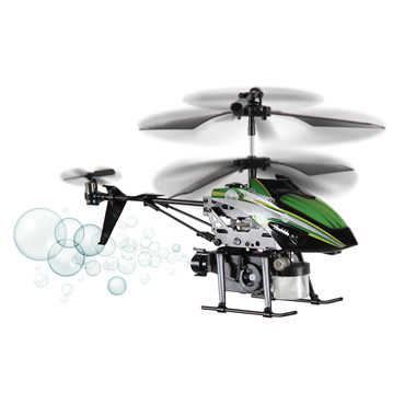 The Bubblecopter.