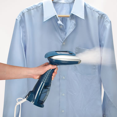 The Wide Coverage Handheld Steamer