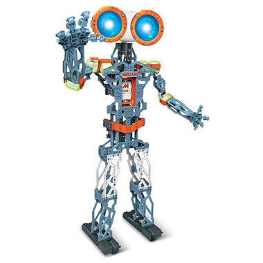4 Foot Mimicking Mecanoid