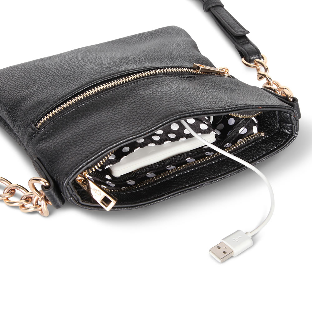 Mobile Phone Charging Handbag Handbags 2018