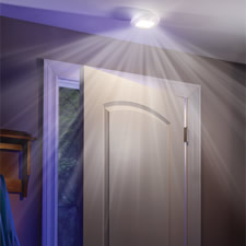 The Place Anywhere Cordless Floodlight