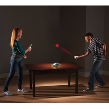 The Intergalactic Racquetball Game