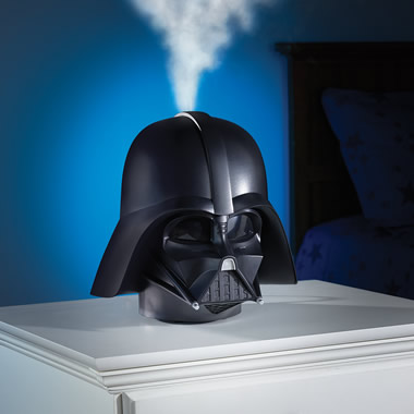 The Darth Vader Humidifier.