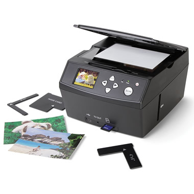 The 22 Megapixel Slide And Photograph To Digital Picture Converter.