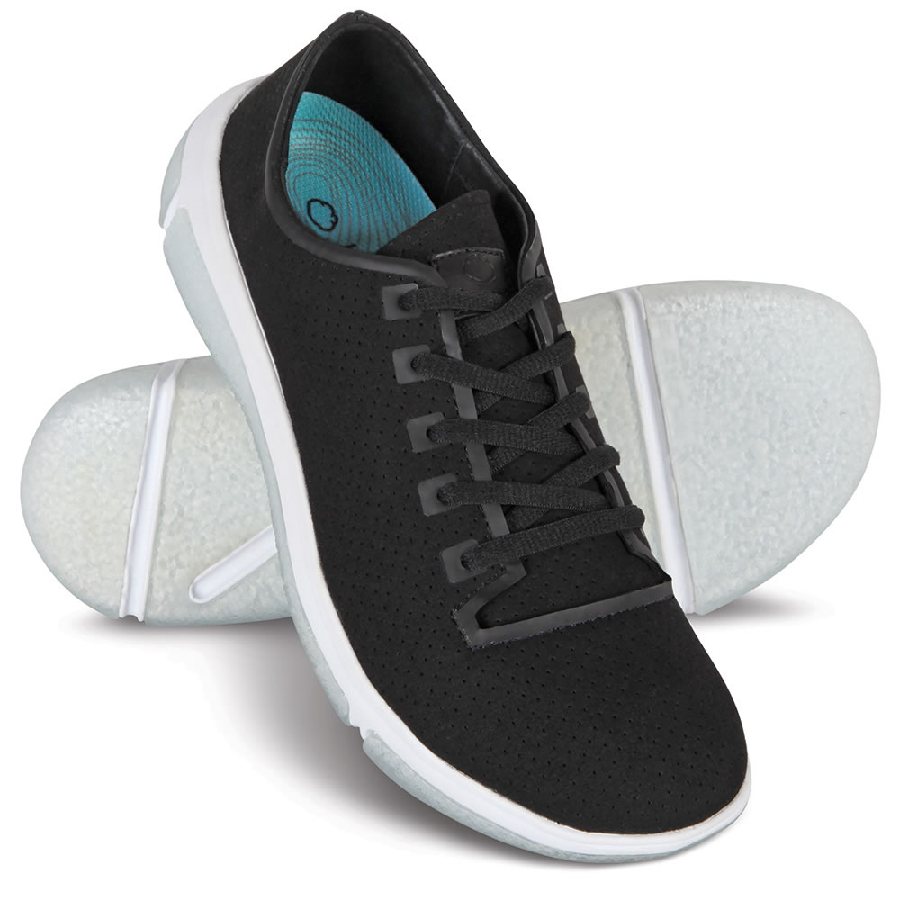 The Lady S Knee Pain Relieving Oxford Sneakers