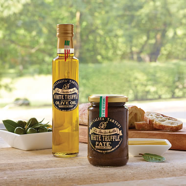 The Genuine Italian Truffle Oil and Paté