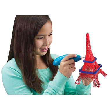 The Child's 3D Printing Pen