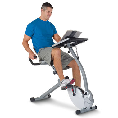 Readers Recumbent Exercise Bike