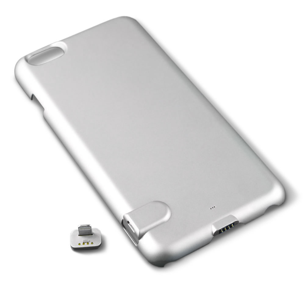 competitive price 3e942 9d405 The Thinnest iPhone 6 Power Case - Hammacher Schlemmer