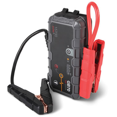 The Best 2,000 Amp Jump Starter