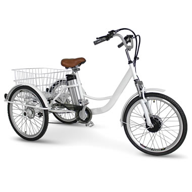 The Electric Shopping Cruiser