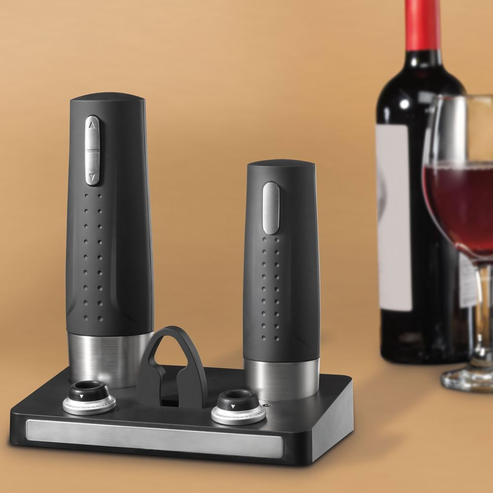 The Best Electric Wine Opener Cork Remover And Preserver With