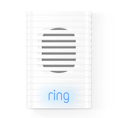 Chime For The Answer Anywhere Video Doorbell.