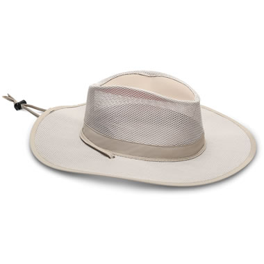 The Mosquito Repelling UPF Hat