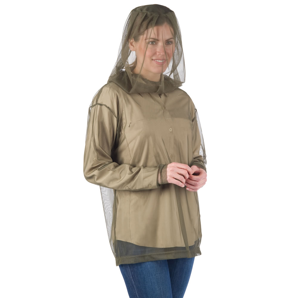 The wearable mosquito net top hammacher schlemmer for I like insects shirt