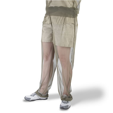 The Wearable Mosquito Net Pants.