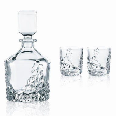 The Bavarian Decanter Set.