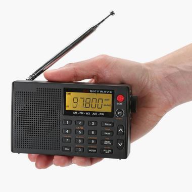 The Hearing Enhancing Radio