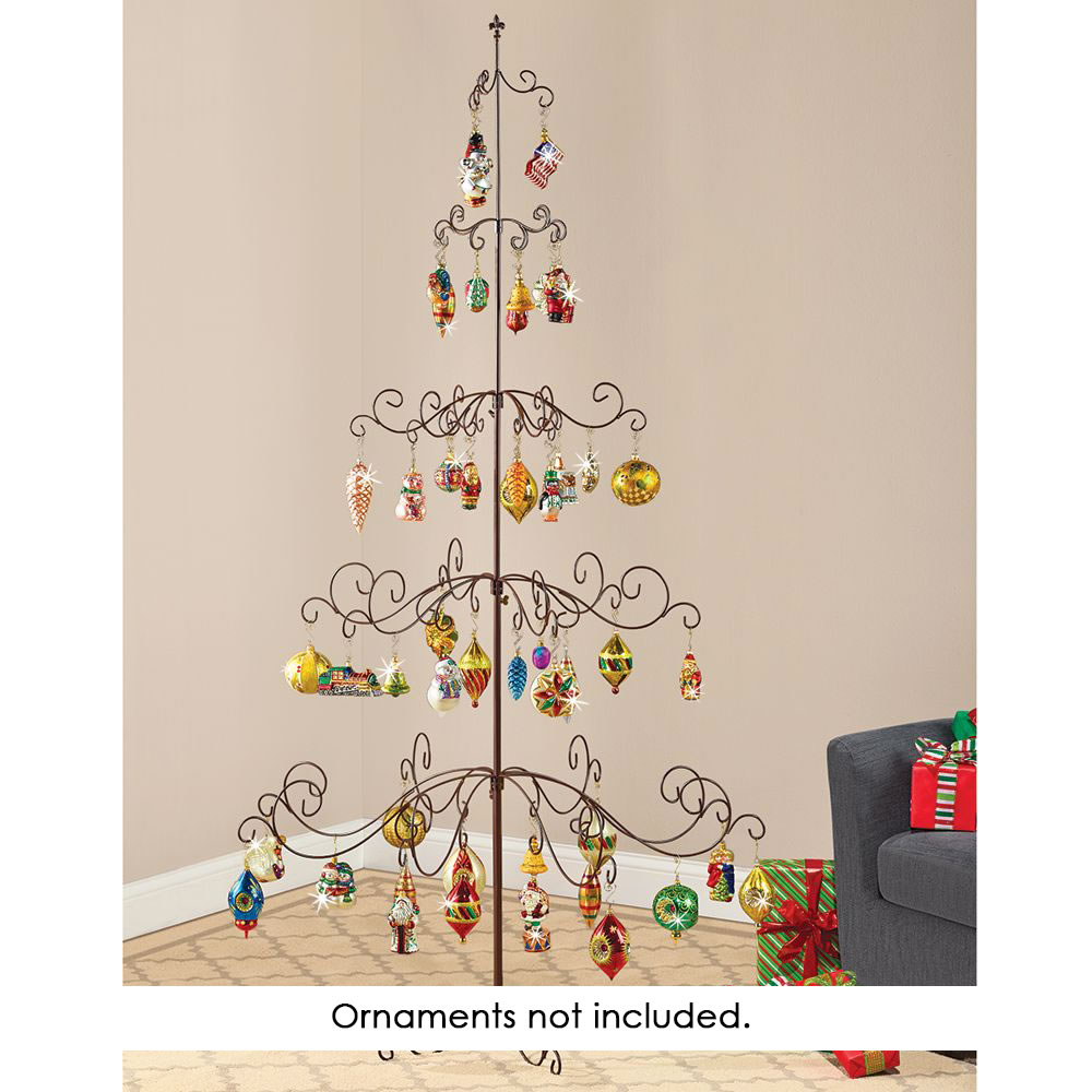 The Heirloom Ornament Display Tree