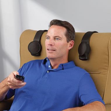 Headrest Speaker