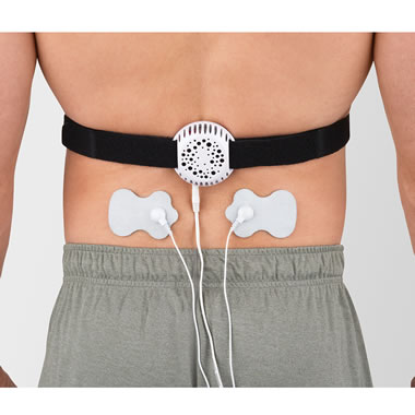 Hot Cold Tens Device White