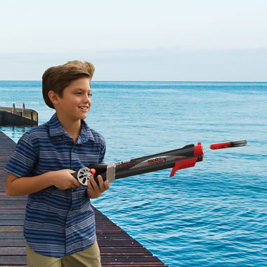 Childrens Fishing Rod Red