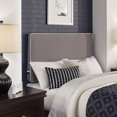 The Instant Padded Headboard