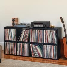 The Aficionado's 800 LP Organizer