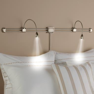 Brightness Zooming Bed Readers Light Nic