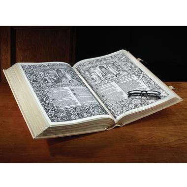 The Exact Reproduction 1896 Kelmscott Chaucer.
