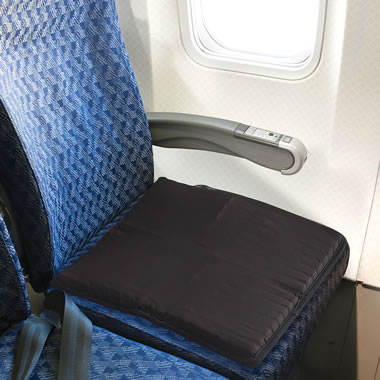 The Packable Gel seat Seat Cushion