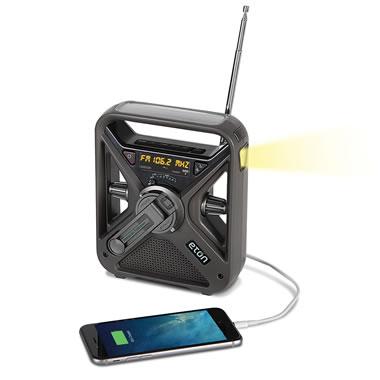 The Smartphone Charging Emergency Weather Radio