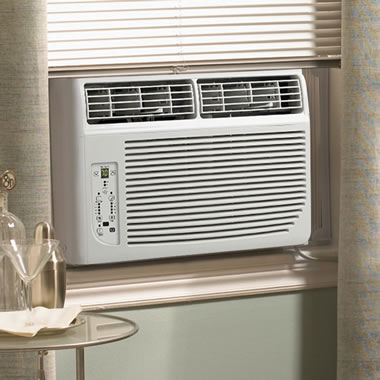 The Slim Profile Air Conditioner