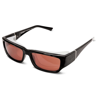 Chronic Dry Eye Sunglasses Black