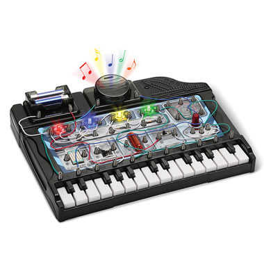 The Sonic Experiment Keyboard
