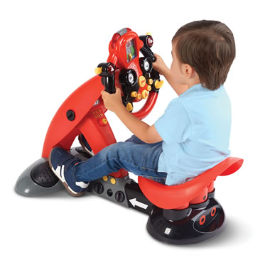 The Children's Racing Simulator