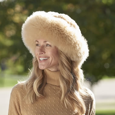 The Genuine Alpaca Andean Hat