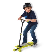 The Scooter/Skateboard