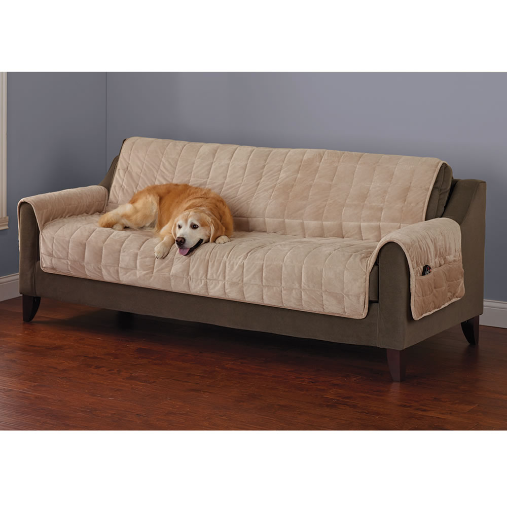 Sofa Covers Pet Protection Modern Solid Color Pet Sofa