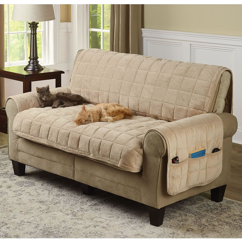 The Non Slip Furniture Protecting Pet Covers