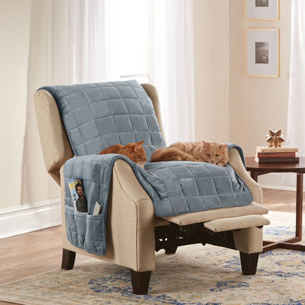 The Non-Slip Furniture Protecting Pet Covers & The Non-Slip Furniture Protecting Pet Covers - Hammacher Schlemmer islam-shia.org