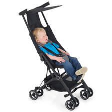 The Most Compact Travel Stroller