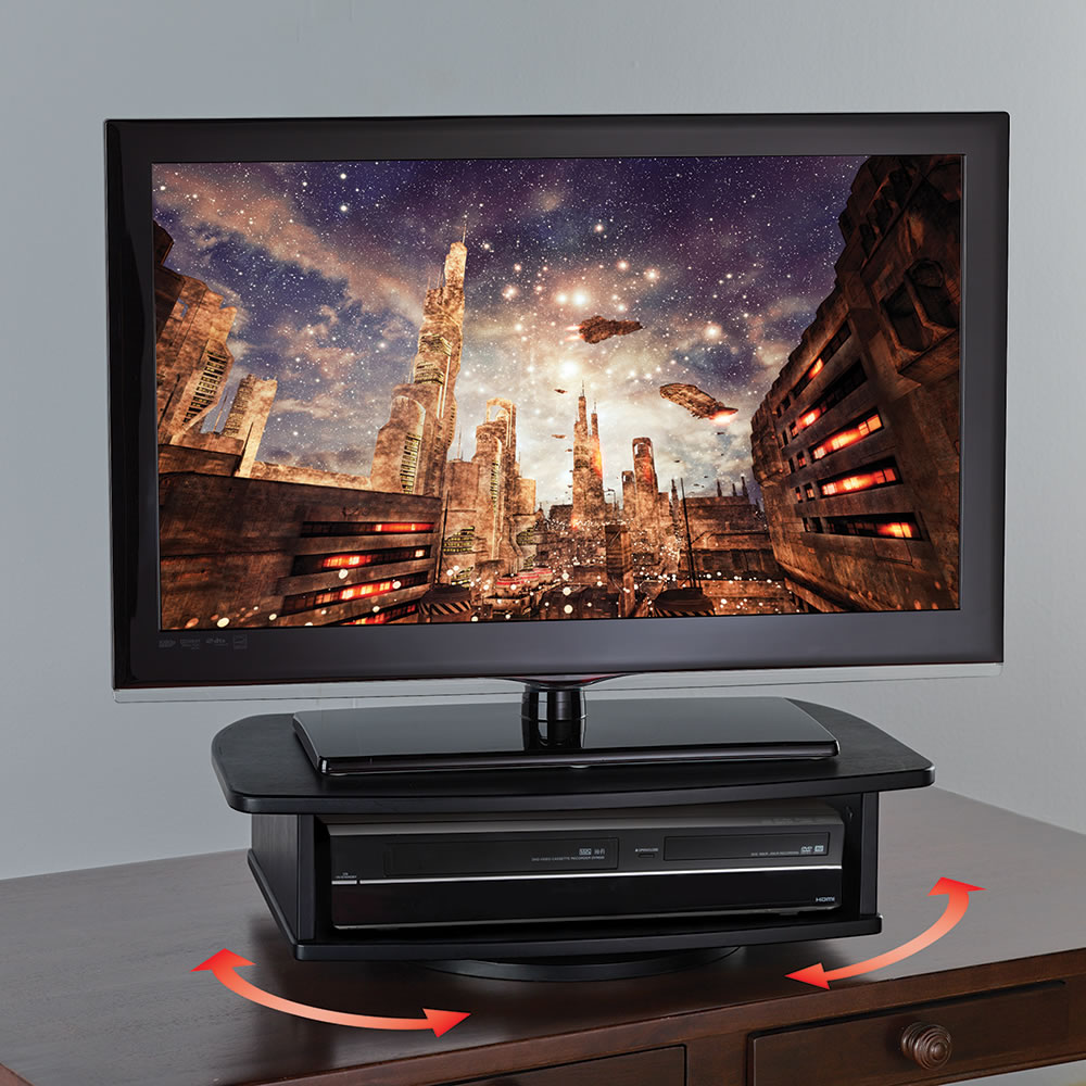 The 360 Swiveling TV Stand