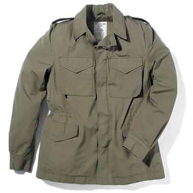 The M43 Field Jacket.