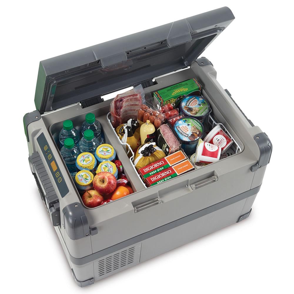 The 53 Quart Portable Freezer/Cooler - Hammacher Schlemmer