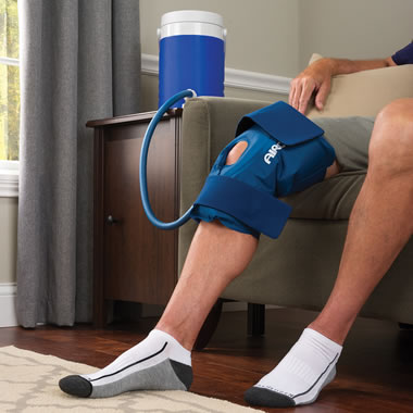 Continous Cold Therapy Knee Wrap Large