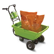 The Self Propelled Wheelbarrow