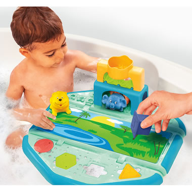 The Bath Enticing Play Table