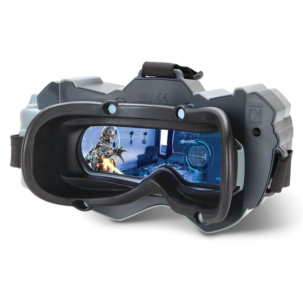 3249524e299 The Avengers Virtual Reality Battle - Hammacher Schlemmer